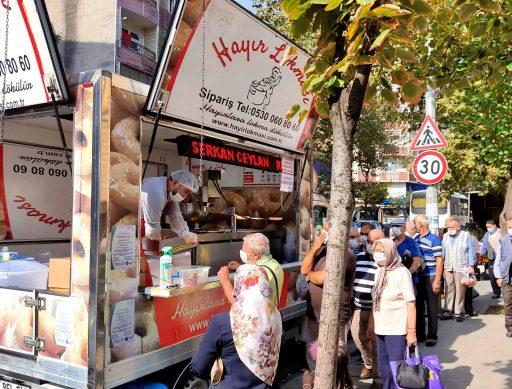 Hayır Lokması - İstanbul Lokmacı - Hayrına Lokma